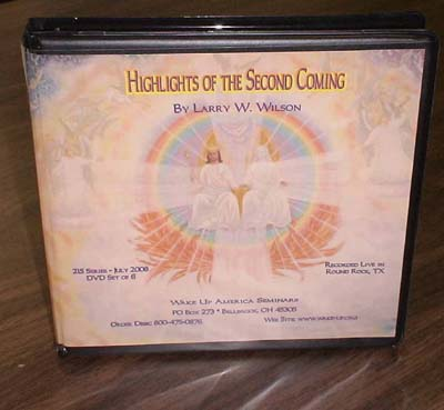 Highlights of the Second Coming (Series 215)