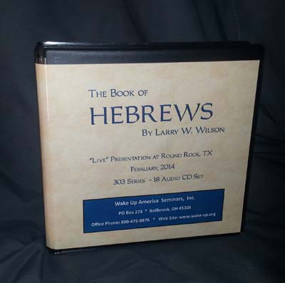 Book of Hebrews (Series 303)