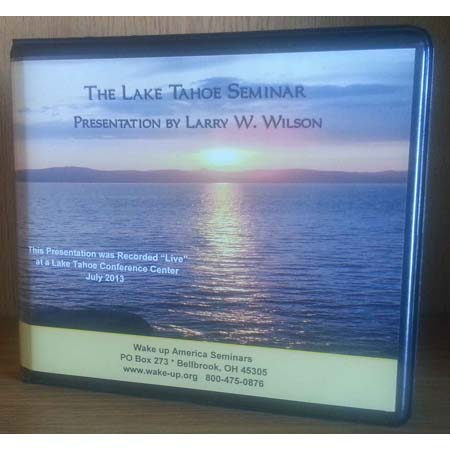 Lake Tahoe Seminar (2013)