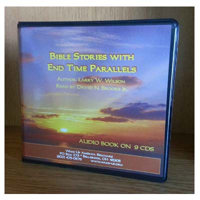 Bible Stories with End Time Parallels Audio Book
