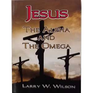 Jesus The Alpha and The Omega