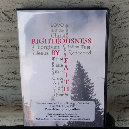 Righteousness by Faith (DVDs -1998)