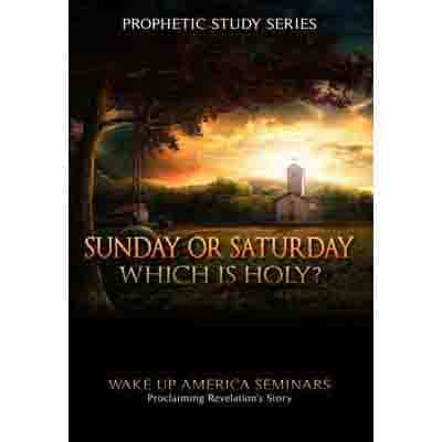 #6 - Sunday or Saturday - Which is Holy?