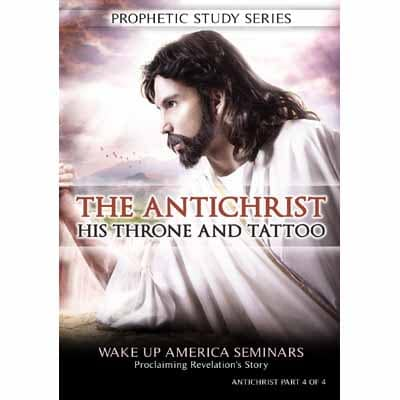 #4 - His Throne and Tattoo - The Antichrist Pt. 4