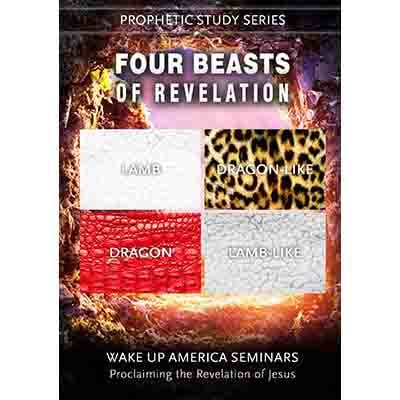 #15 - The Four Beasts of Revelation