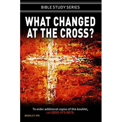 #18 - What Changed at the Cross