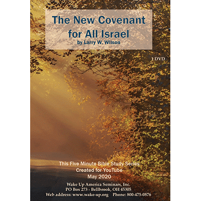 The New Covenant for All Israel
